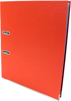"Папка-реєстратор A4 ""Economix"" 5см №E39720*-06 (помаранчева) зібраний(10)"