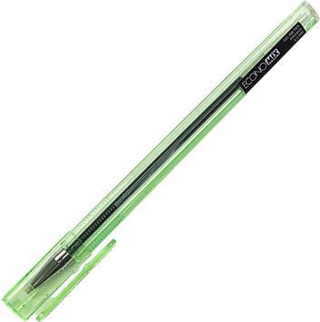 """Ручка гел. """"Economix"""" №E11913-04 Piramid 0,5мм зелена(12)"""