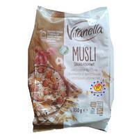 """Мюсли """"Vitanella"""" с изюмом и фундуком, 350 г"""