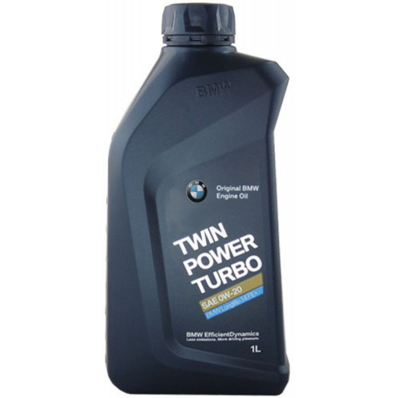 Масло BMW TwinPower Turbo Longlife-14FE  0W-20 1л