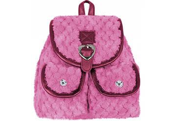 """Рюкзак дошкільн. """"CoolForSchool"""" Pink Glamour 1від. 2карм. 7"""" №CF86531/301"""