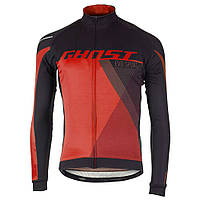 Джерси Ghost Performance Evo long BLK/RED, L (ST)