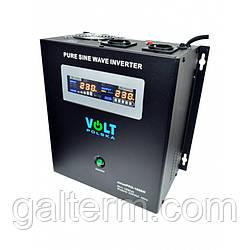 Блок безперебійного живлення Volt sinusPRO-1000 W 12V (Polska)