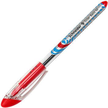 """Ручка кульк. """"Schneider"""" №S151102 Slider M черв.(10)"""