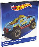 "Пластилін воск. 12 кольор. 240гр ""Kite"" №HW19-1086 Hot Wheels(48)"