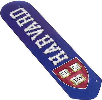 """Закладка пласт. """"Yes"""" №706277 2D Harvard"""