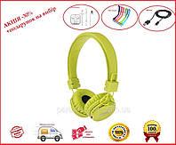 Наушники NIA X3 Bluetooth+ Mp3 плеер и Fm