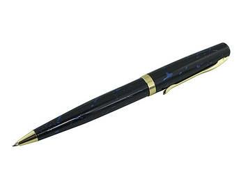 """Ручка авт. кульк. з повор. метав. """"Baixin"""" №BP609(4-5-6)/0951 0,7 мм мармур мікс(12)"""