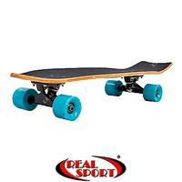 Скейтборд деревянный (роликовая доска) 818, фото 1