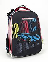 """Ранець каркасний """"School Case"""" Race PL,2від.,39x28x21см №9913/Class/(4)"""