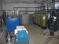 Комплексный проект водоочистки
