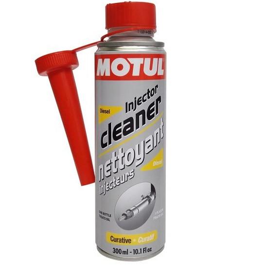 Очиститель топливных и инжекторных систем дизелей MOTUL Injector Cleaner Diesel (300ml) 107813/101415