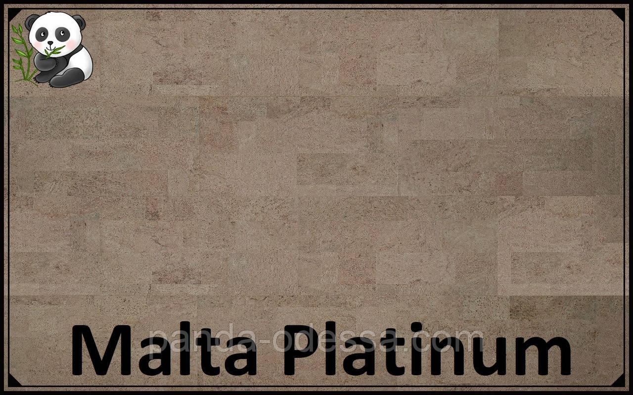 Пробковые панели (обои) Malta Platinum TM Wicanders 600*300*3 мм