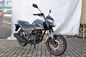 Мотоцикл Lifan 200 CiTyR Сірий