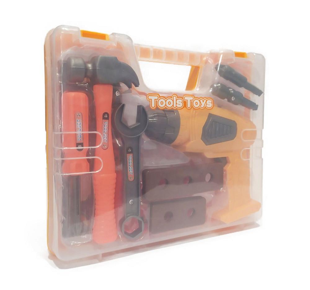 Чемодан с инструментами 36778-80
