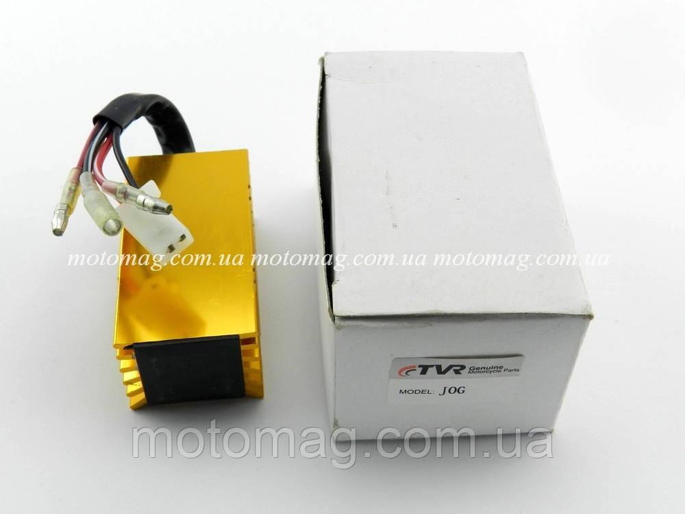 Коммутатор Yamaha-50, тюнинг, TVR