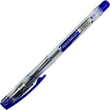 """Ручка масл. кульк. """"Hiper"""" №HO-535 Selfy 0,7 мм синя(50)(1000)"""