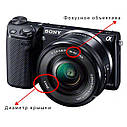 Защитная крышка для объектива Sony 40.5 mm, фото 2