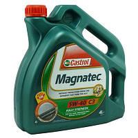 Моторное масло Castrol Magnatec C3 5W-40 4л
