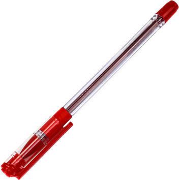 """Ручка масл. кульк. """"Hiper"""" №HO-111 Fine Tip 0,7 мм червона(10)(250)(2000)"""