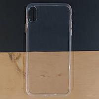 Чехол силиконовый Ultra Thin для Apple iPhone XS Max | Прозрачный чехол для Apple iPhone XS Max