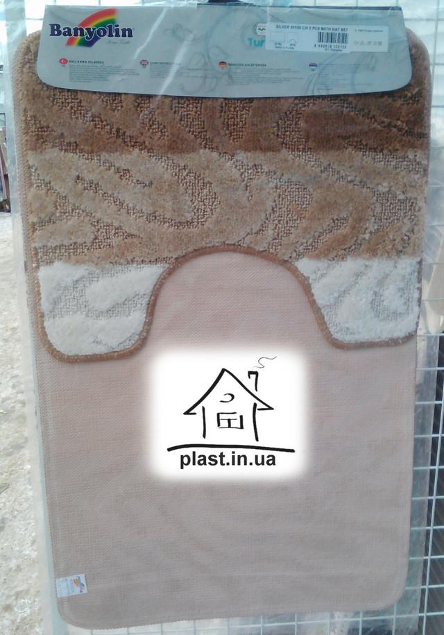 килимок у ванну кімнату banyolin