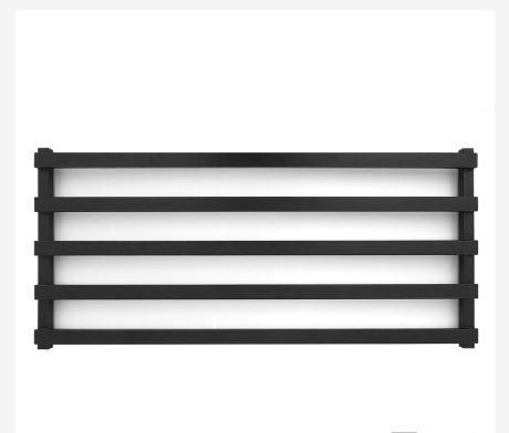 Полотенцесушитель черный 120*55 см. 1-58