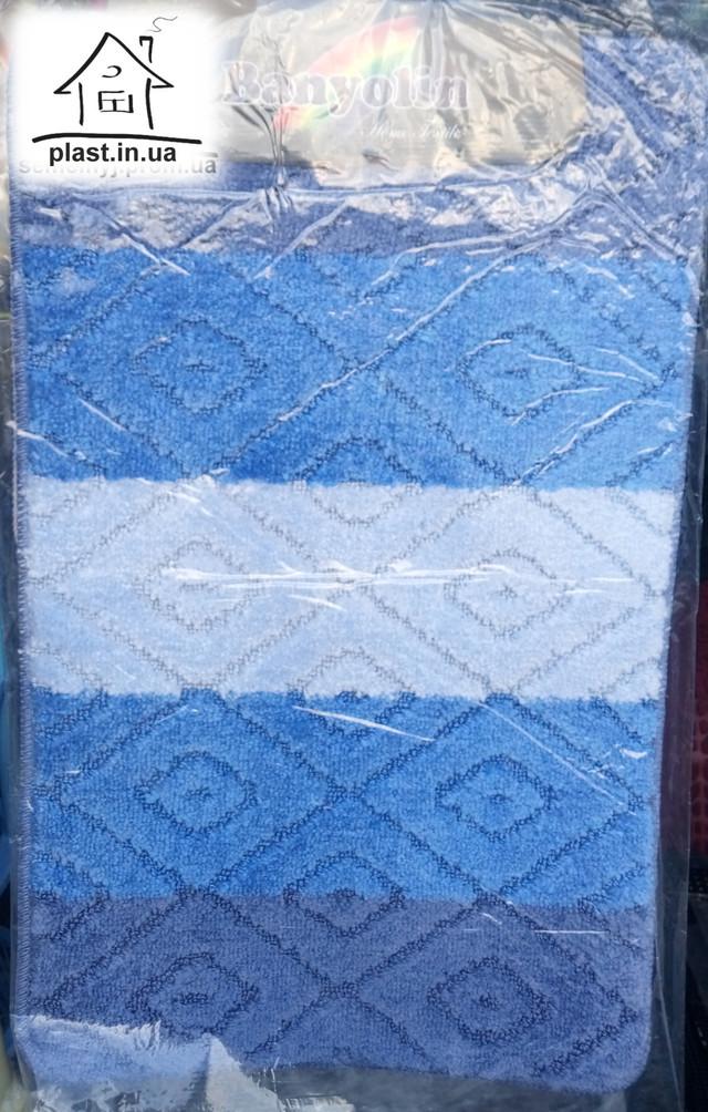 тканевой коврик в ванную комнату banyolin