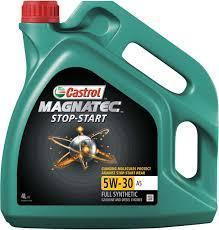 Моторное масло Castrol Magnatec STOP-START 5W-30 A5 5 л