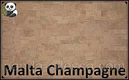Пробковые панели (обои) Malta Champagne TM Wicanders 600*300*3 мм