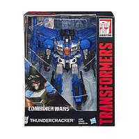 Робот-трансформер Hasbro Тандеркрекер Громовержец - Thundercracker, Combiner Wars, Leader Class SKL14-207685