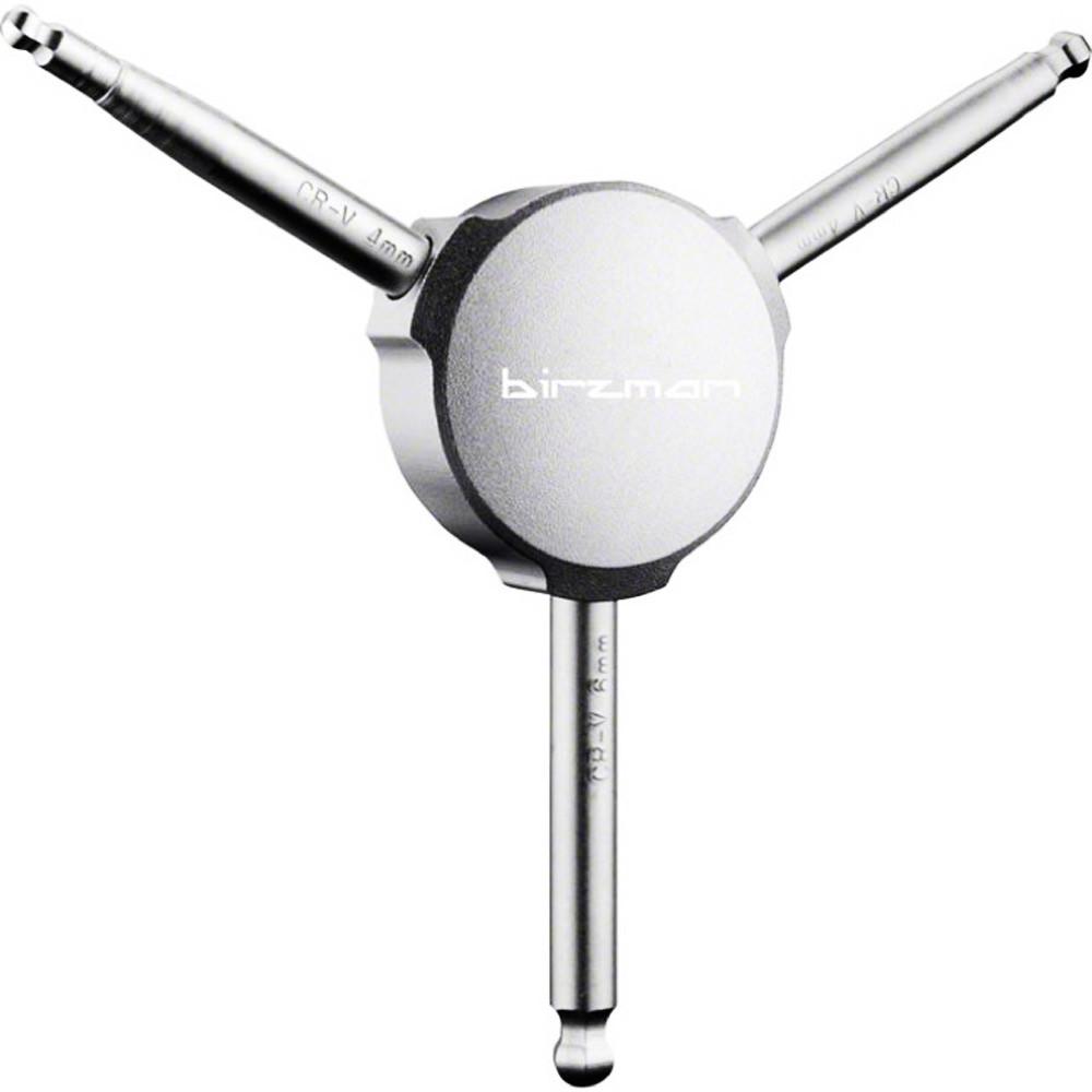 Ключ Birzman Y-Grip 4/5/6мм (ST)