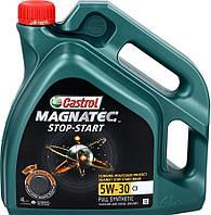 Моторное масло Castrol Magnatec STOP-START 5W-30 C3 4 л