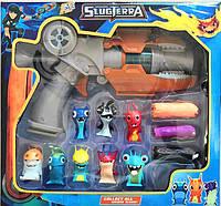 Набор бластер серии Слагтерра Slugterra Ella Launcher, фото 1