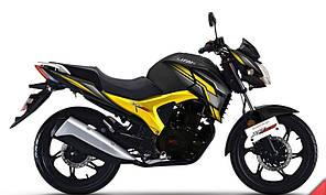 Мотоцикл Lifan KP200 ( Irokez 200 ) Жовто-чорний