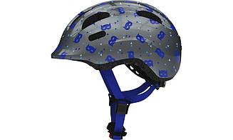 Велошлем ABUS SMILEY 2.1 Blue Mask