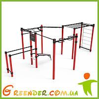 Детские спортивно-игровые комплексы SI-2