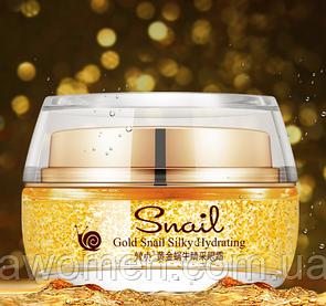 Уценка! Лифтинг крем для лица Venzen Gold Snail  50 g (мятая упаковка!)