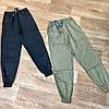 Молодежные женские брюки на резинке 40-46 (в расцветках), фото 2