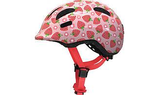 Велошлем ABUS SMILEY 2.1 Rose Strawberry