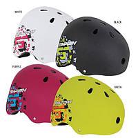 Велошлем для роликов и скейта TempishTempish SKILLET Z (PURPL)XS (ST)