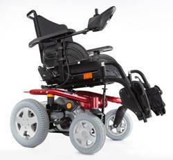 Инвалидная коляска с электроприводом Kite, (Германия) (Invacare)