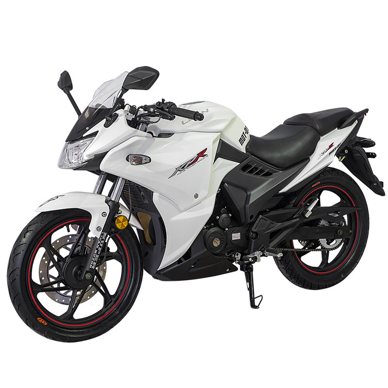 Спортивний мотоцикл Lifan LF200-10S (KPR) Білий