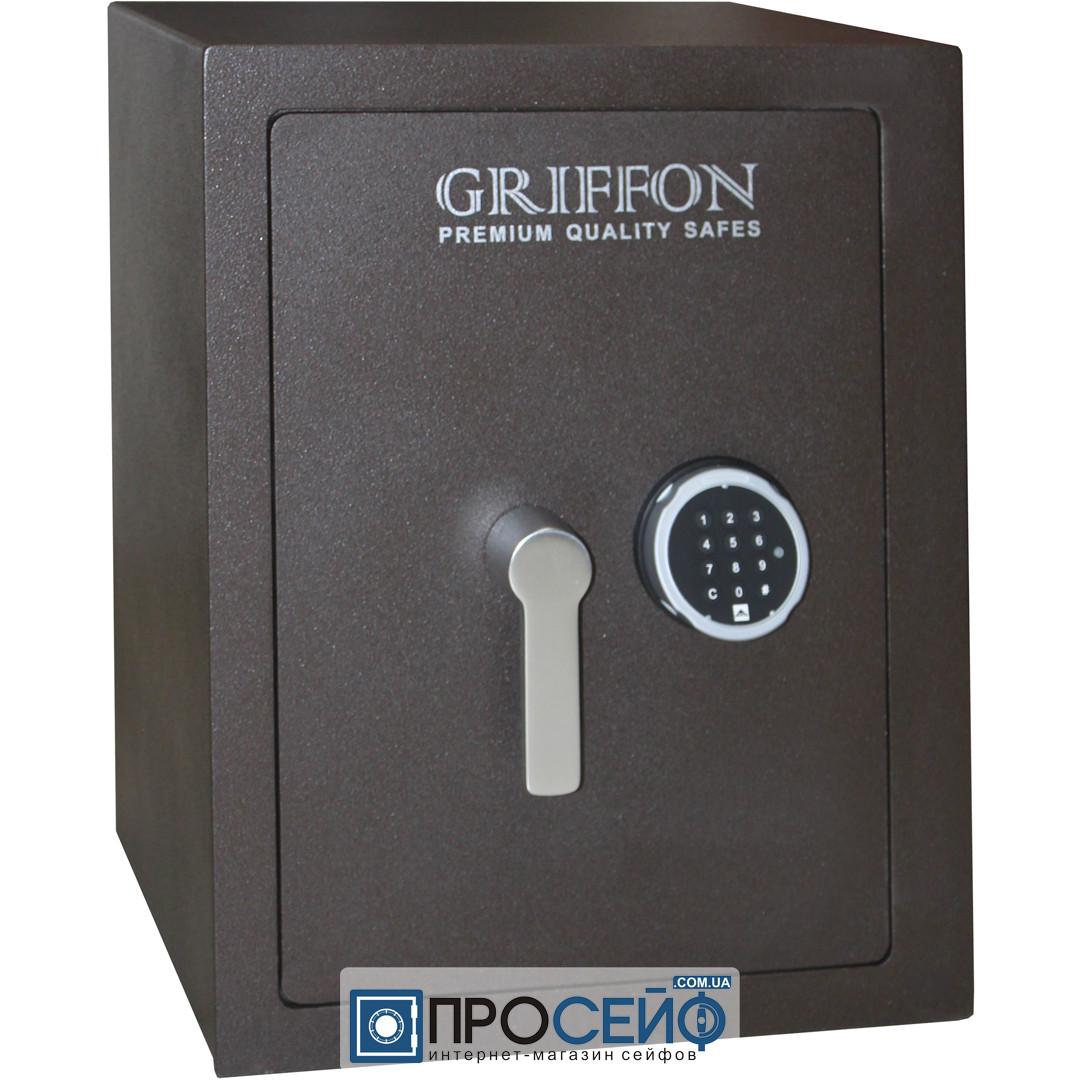 Взломостойкий сейф GRIFFON CLE I.55.ET BROWN