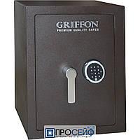 Взломостойкий сейф GRIFFON CLE I.55.ET BROWN, фото 1