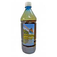 Минеральное масло для смазки цепей и шин электропил и бензопил 1 литр