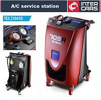 Установка для заправки кондиционера TEXA KONFORT 705R с принтером