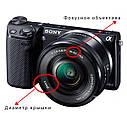Защитная крышка для объектива Sony 49 mm., фото 2