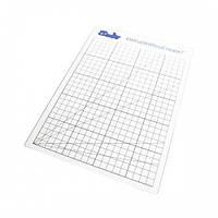 Набор аксессуаров для 3D-ручки для проф.исп. 3Doodler Create-ТРАФАРЕТ (поликарбон., 21* 0.1*29.7 см) DOODPAD