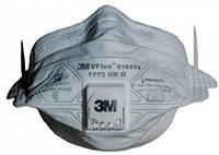 В упаковке 15 шт Противоаэрозольный противовирусный респиратор 3M VFlex 9162Е Премиум FFP2   N95